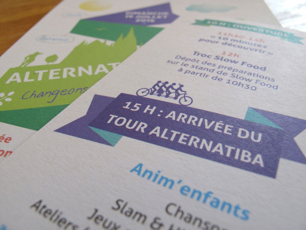 Temps fort Alternatiba Mulhouse